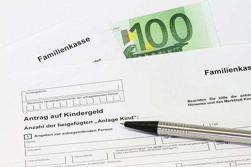 Kindergeld Familienkasse Berlin