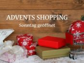 Sonntagsshopping am 1. Advent am 03. Dezember 2017 in Berlin