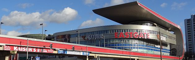 eastgate berlin shopping center in marzahn mit bowling kino. Black Bedroom Furniture Sets. Home Design Ideas