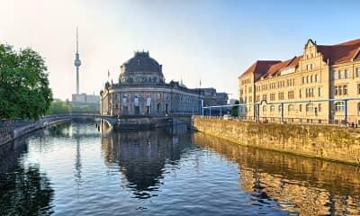 Gewässer in Berlin
