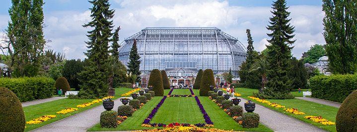 Botanischer Garten Dahlem, Öffnungszeiten, Sehenswertes