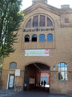 Berliner Kulturbrauerei