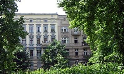 Helmholtzplatz in Berlin