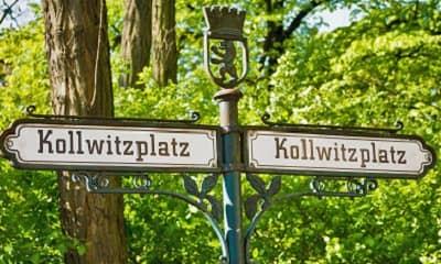 Kollwitzplatz in Berlin