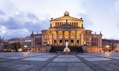 Plätze in Berlin