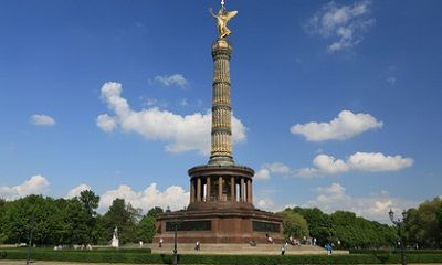 Siegessäule in Berlin